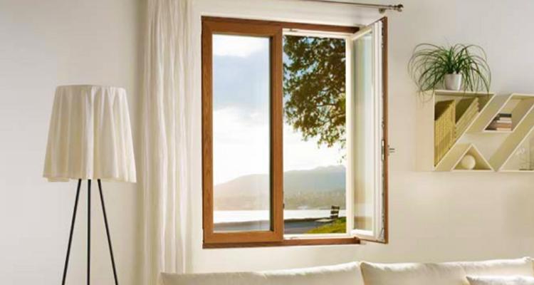 La fenêtre à la française : ouverture vers l'intérieur