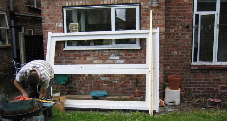 La pose des fenêtres nouvelle ou en rénovation