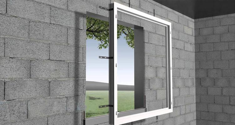 Les avantages de la pose des fenêtres