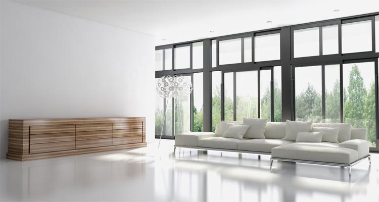 Les fenêtres en aluminium : innovantes et certifiées
